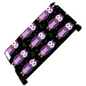 Halloween purple owls pattern Apple iPad 2 Hardshell Case (Compatible with Smart Cover) View4