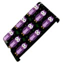 Halloween purple owls pattern Apple iPad 3/4 Hardshell Case (Compatible with Smart Cover) View4