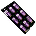 Halloween purple owls pattern Apple iPad 3/4 Hardshell Case (Compatible with Smart Cover) View5