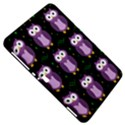 Halloween purple owls pattern Samsung Galaxy Tab 8.9  P7300 Hardshell Case  View5