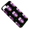 Halloween purple owls pattern Apple iPhone 5 Classic Hardshell Case View5