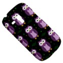 Halloween purple owls pattern Samsung Galaxy S3 MINI I8190 Hardshell Case View5