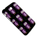Halloween purple owls pattern Samsung Galaxy Tab 3 (7 ) P3200 Hardshell Case  View5