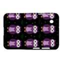 Halloween purple owls pattern Samsung Galaxy Tab 2 (7 ) P3100 Hardshell Case  View1