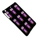 Halloween purple owls pattern iPad Air Hardshell Cases View5