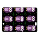 Halloween purple owls pattern Kindle Fire HDX 8.9  Hardshell Case View1