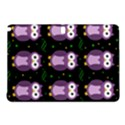 Halloween purple owls pattern Samsung Galaxy Tab Pro 10.1 Hardshell Case View1