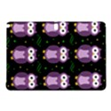 Halloween purple owls pattern Samsung Galaxy Tab Pro 12.2 Hardshell Case View1