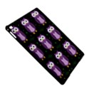 Halloween purple owls pattern iPad Air 2 Hardshell Cases View5