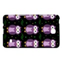 Halloween purple owls pattern Samsung Galaxy Tab 4 (8 ) Hardshell Case  View1