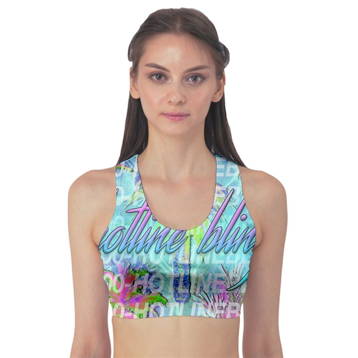 Drake 1 800 Hotline Bling Sports Bra