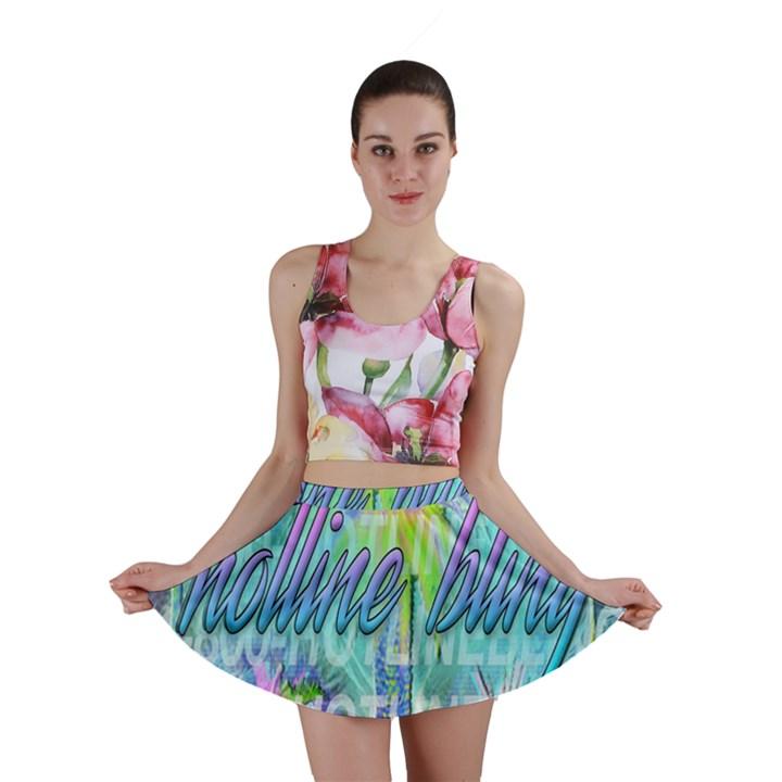 Drake 1 800 Hotline Bling Mini Skirt
