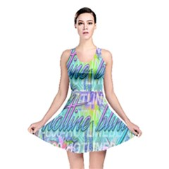 Drake 1 800 Hotline Bling Reversible Skater Dress
