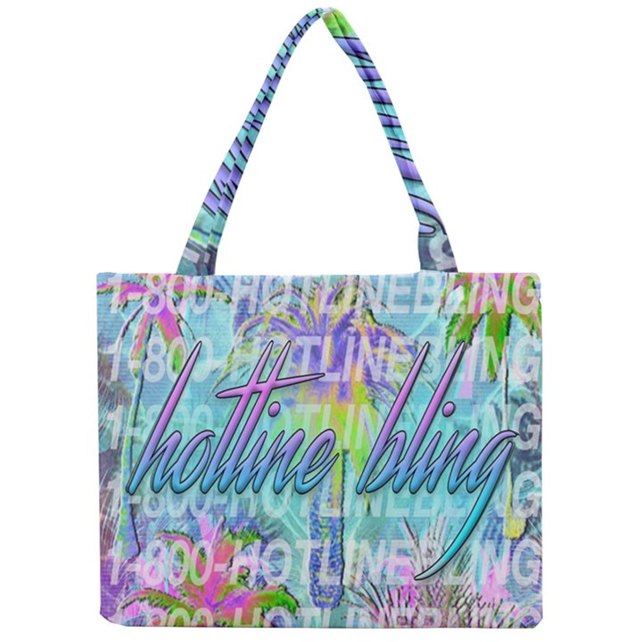 Drake 1 800 Hotline Bling Mini Tote Bag