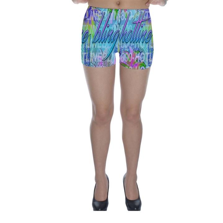 Drake 1 800 Hotline Bling Skinny Shorts