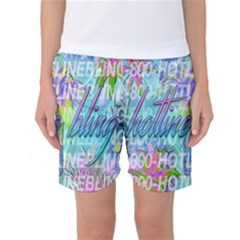 Drake 1 800 Hotline Bling Women s Basketball Shorts