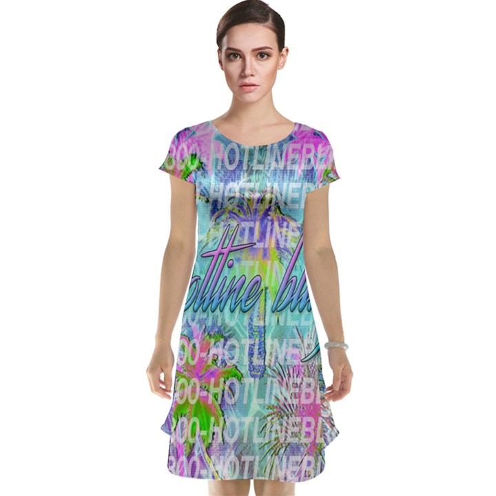 Drake 1 800 Hotline Bling Cap Sleeve Nightdress