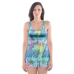 Drake 1 800 Hotline Bling Skater Dress Swimsuit