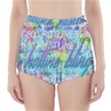 Drake 1 800 Hotline Bling High-Waisted Bikini Bottoms View1