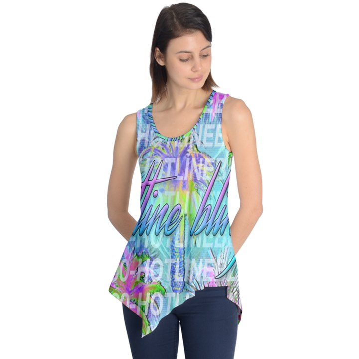 Drake 1 800 Hotline Bling Sleeveless Tunic