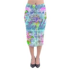 Drake 1 800 Hotline Bling Midi Pencil Skirt