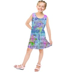 Drake 1 800 Hotline Bling Kids  Tunic Dress