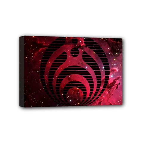 Bassnectar Galaxy Nebula Mini Canvas 6  X 4