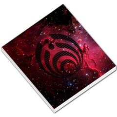 Bassnectar Galaxy Nebula Small Memo Pads
