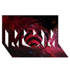 Bassnectar Galaxy Nebula MOM 3D Greeting Card (8x4)