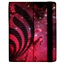 Bassnectar Galaxy Nebula Apple iPad 2 Flip Case View2