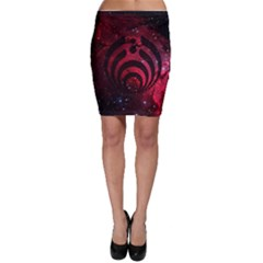 Bassnectar Galaxy Nebula Bodycon Skirt