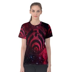 Bassnectar Galaxy Nebula Women s Cotton Tee