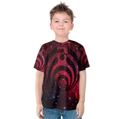 Bassnectar Galaxy Nebula Kids  Cotton Tee