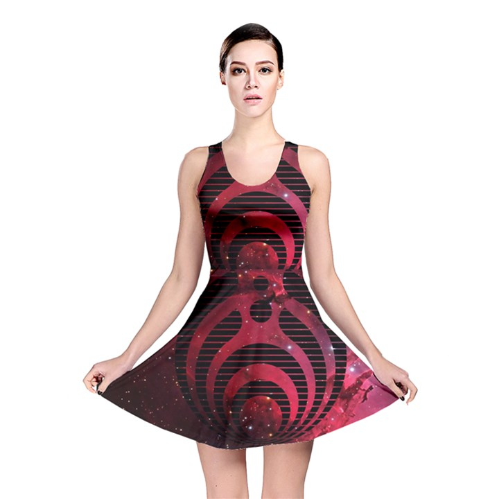 Bassnectar Galaxy Nebula Reversible Skater Dress