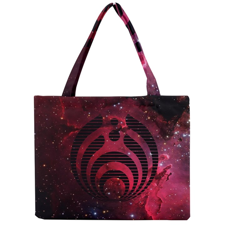 Bassnectar Galaxy Nebula Mini Tote Bag