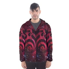 Bassnectar Galaxy Nebula Hooded Wind Breaker (men)
