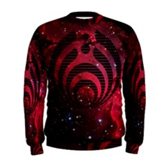 Bassnectar Galaxy Nebula Men s Sweatshirt