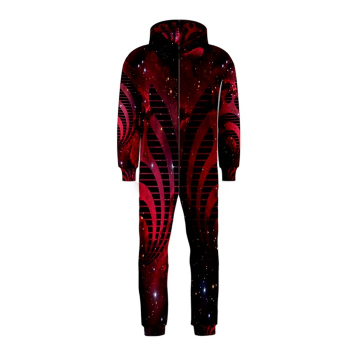 Bassnectar Galaxy Nebula Hooded Jumpsuit (Kids)