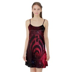 Bassnectar Galaxy Nebula Satin Night Slip
