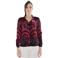 Bassnectar Galaxy Nebula Wind Breaker (Women)
