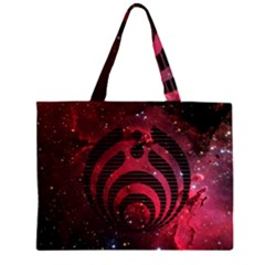 Bassnectar Galaxy Nebula Large Tote Bag