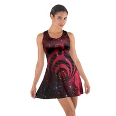 Bassnectar Galaxy Nebula Cotton Racerback Dress