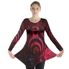 Bassnectar Galaxy Nebula Long Sleeve Tunic
