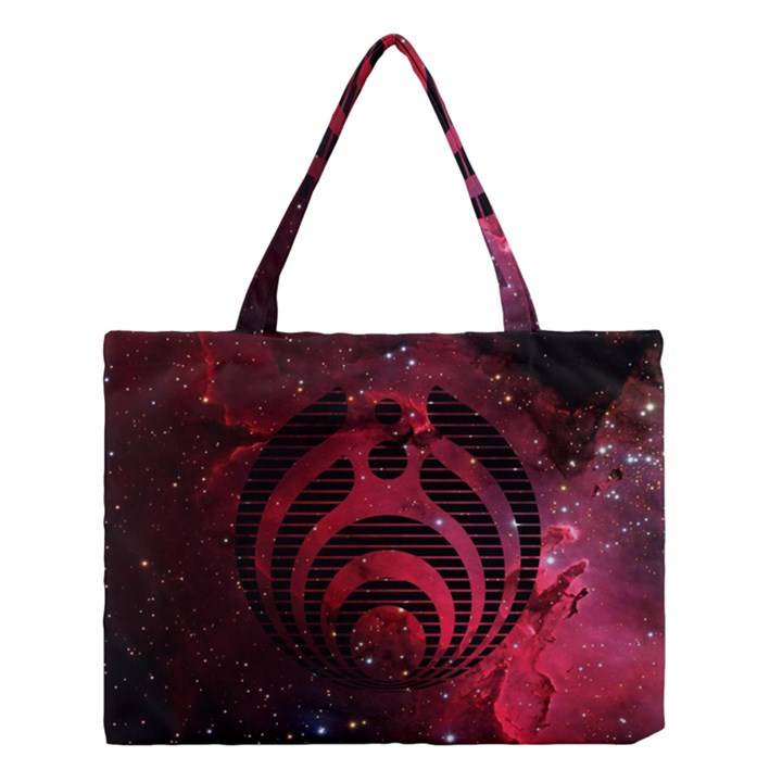 Bassnectar Galaxy Nebula Medium Tote Bag
