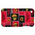 Chicago Blackhawks Nhl Block Fleece Fabric Apple iPhone 3G/3GS Hardshell Case View1