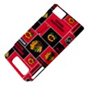 Chicago Blackhawks Nhl Block Fleece Fabric Motorola DROID X2 View4