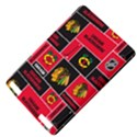 Chicago Blackhawks Nhl Block Fleece Fabric Kindle Touch 3G View4