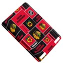 Chicago Blackhawks Nhl Block Fleece Fabric Kindle Touch 3G View5