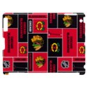 Chicago Blackhawks Nhl Block Fleece Fabric Apple iPad 2 Hardshell Case (Compatible with Smart Cover) View1