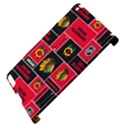 Chicago Blackhawks Nhl Block Fleece Fabric Apple iPad 2 Hardshell Case (Compatible with Smart Cover) View4